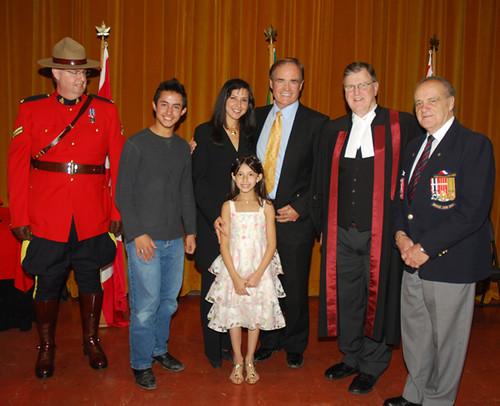 Opposition >> Lingenfelter family celebrates Canadian Citizenship | Flickr