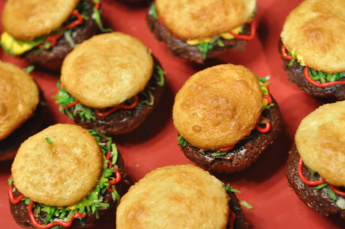 Burger Cupcakes! | by Markie.