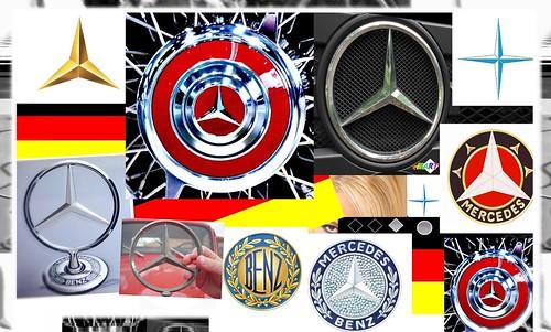 Motor World Car Factory >> CI, Emblem, Mercedes, Mercedes-Stern, Daimler, BENZ, Daiml ...
