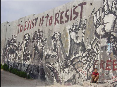 To Exist is to Resist | by Wall in Palestine