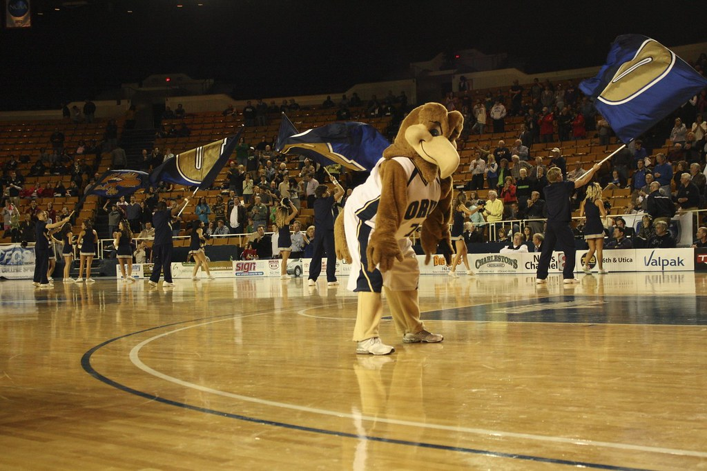 Eli | ORU mens basketball vs. Centenary Gents. Oral Roberts … | Flickr