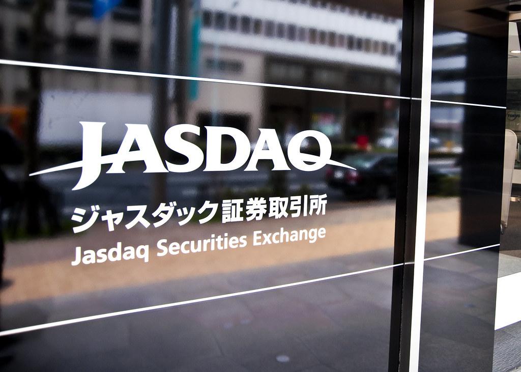 JASDAQ logo | The JASDAQ Secur...