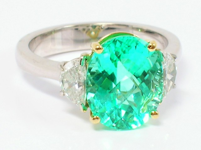 Paraiba Tourmaline Ring Flickr Photo Sharing