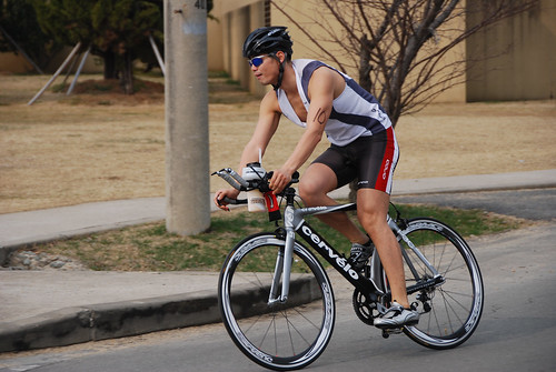 Triathlon winner credits sportsmanship for finish | by USAG-Humphreys
