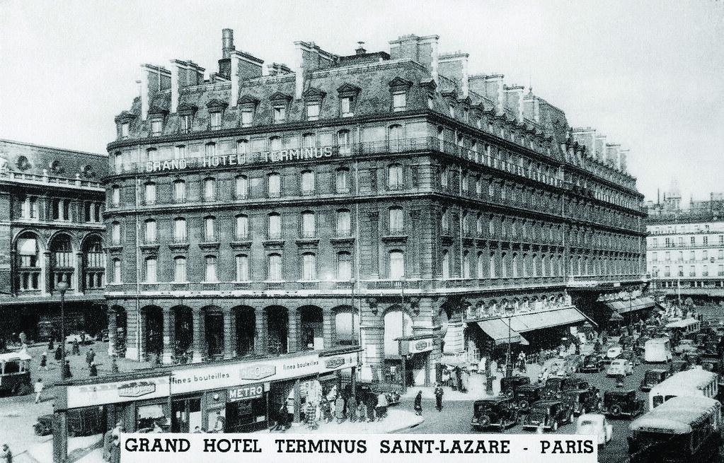 Hotel New Hotel Saint Lazare