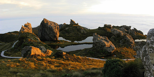 Tors and Tarns in Evening Light | by digitaltrails
