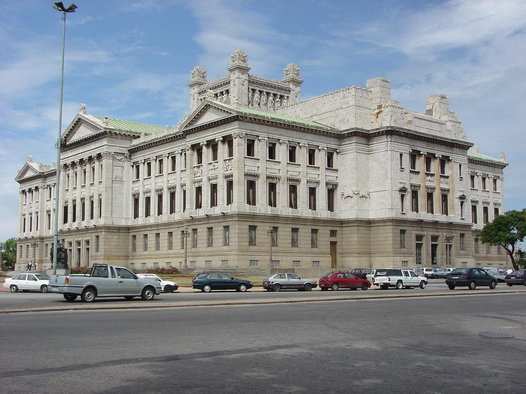 Vagamundos 2004. Uruguay. Montevideo