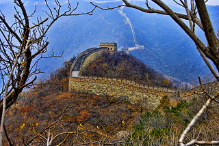 Great Wall of China, Mutianyu Section | by Francisco Diez