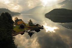 Spjotsodd, Telemark, Norway | by haraldna