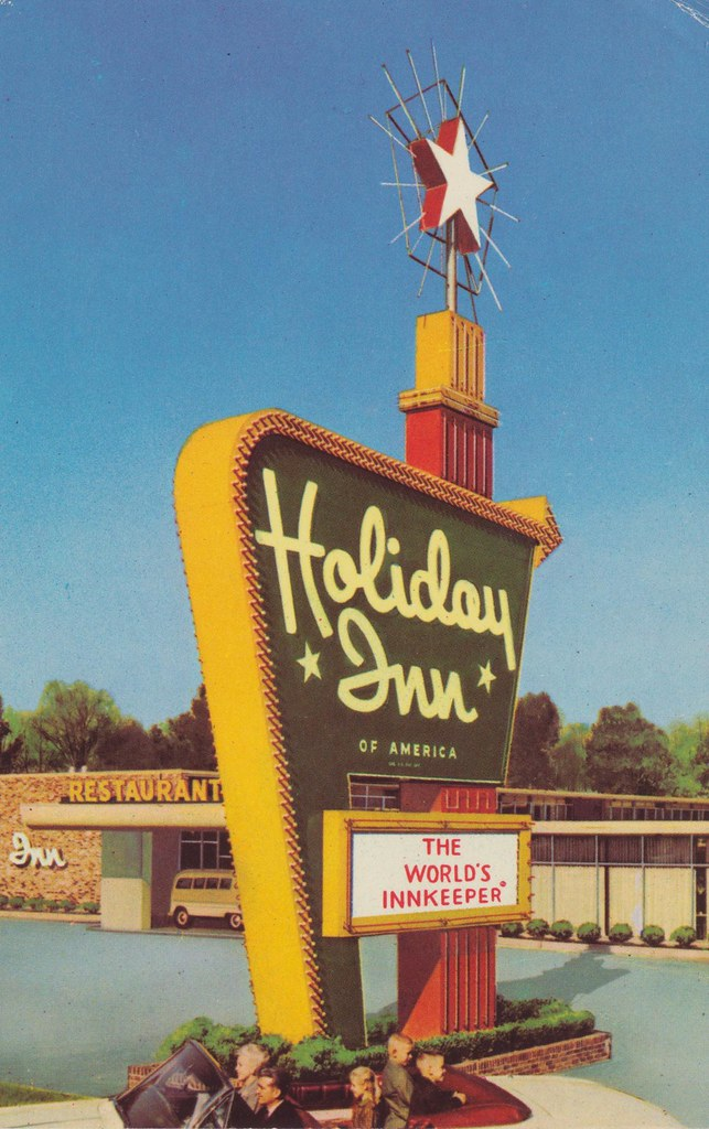 Holiday Inn - Breezewood, Pennsylvania