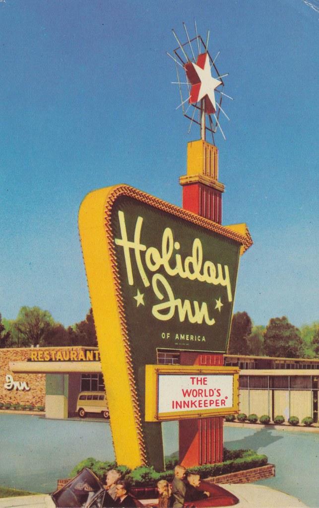 Holiday Inn - Breezewood, Pennsylvania
