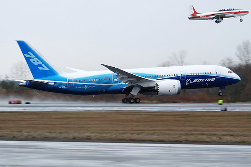 Boeing Co N787BA first flight | by Drewski2112