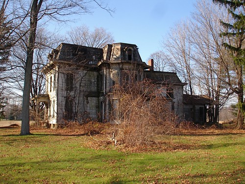 Abandoned Mansion Milan OH I Had Begun To Think There We Flickr - Milon ohio on the us map