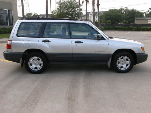 The new(old) 2002 Subaru Forester L | Posted via email from … | Flickr