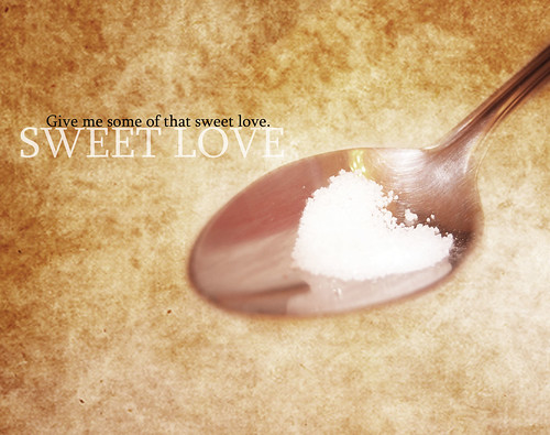 Give me some of that sweet love. | by Yané
