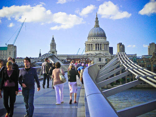 millennium bridge | by james_mac