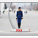 Pyongyang, DPRK (North Korea). February 2010.