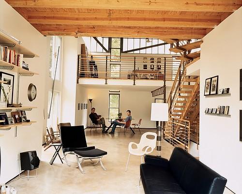 Inside male omg loft house interior design interior archit for Home styles com