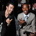 Kevin Jonas and Marlon Wayans at The 15th Annual Webby Awards - Cocktails