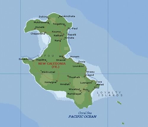 The Big Island Tourist Map