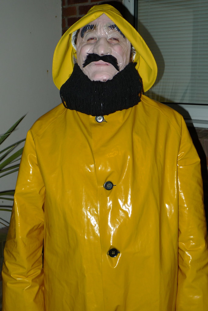 Old Man Halloween Costume