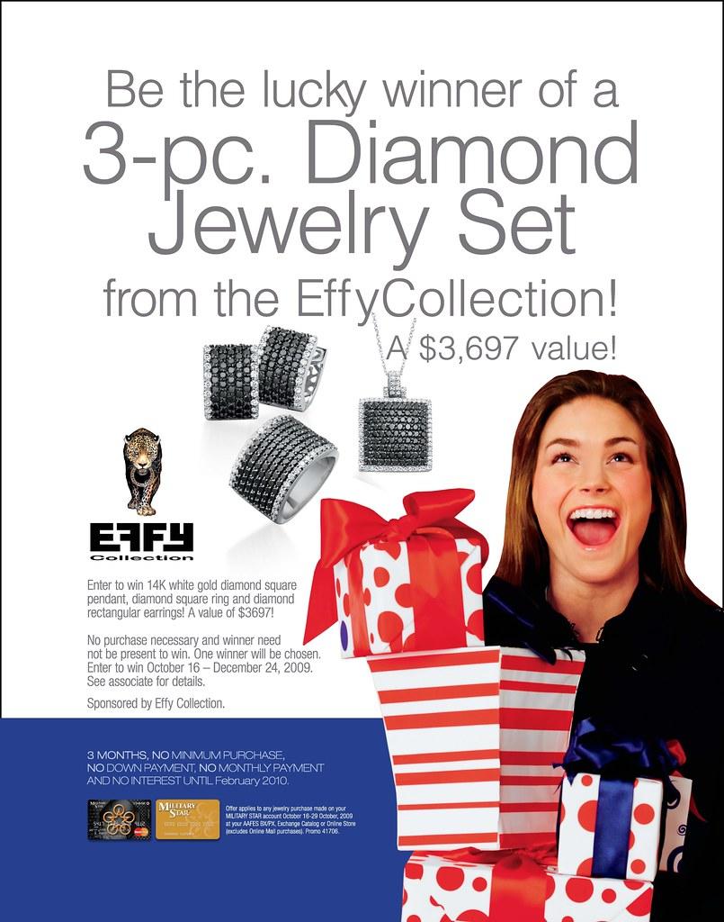 Effy Diamond Ring Sale