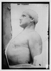 Sam Richards - chest expanded  (LOC)