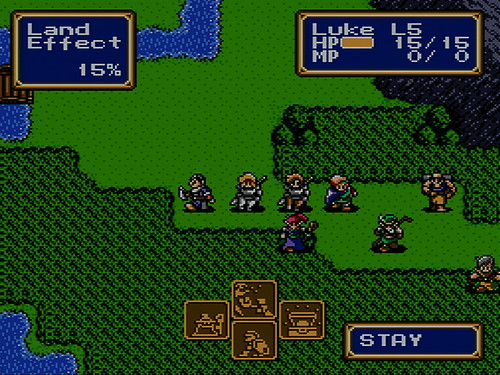 Shining Force (Virtual Console) | by SEGA of America
