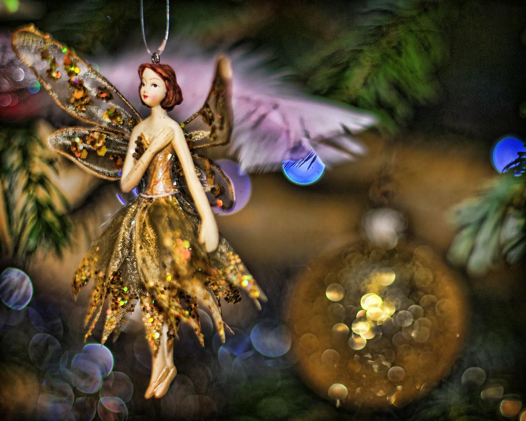 Fairy christmas ornaments - Christmas Fairy By Alexbrn Christmas Fairy By Alexbrn