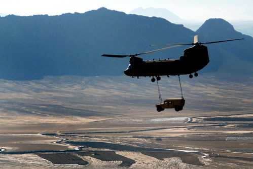Humvee transport | by The U.S. Army