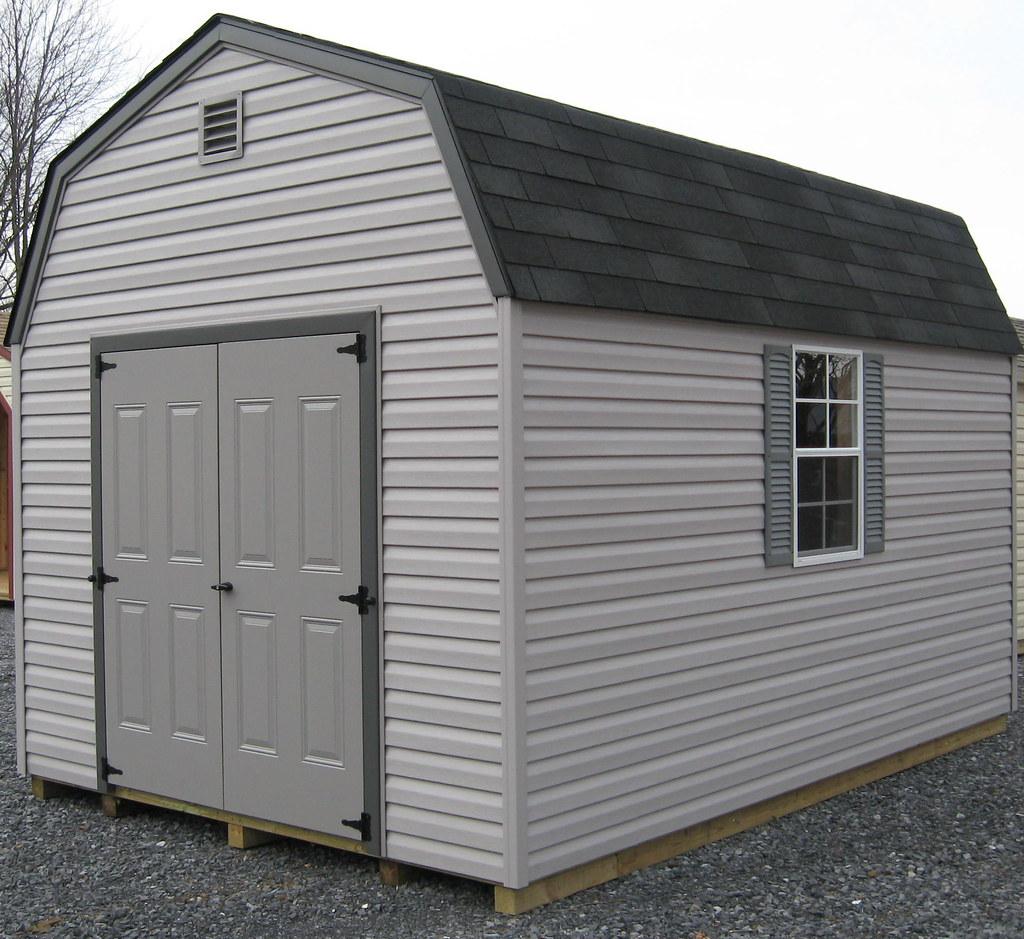 Storage Building Plans Garage: Vinyl Storage Buildings