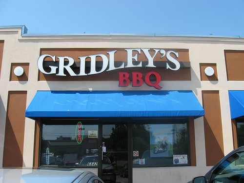 Gridley's Exterior | by Southern Foodways Alliance