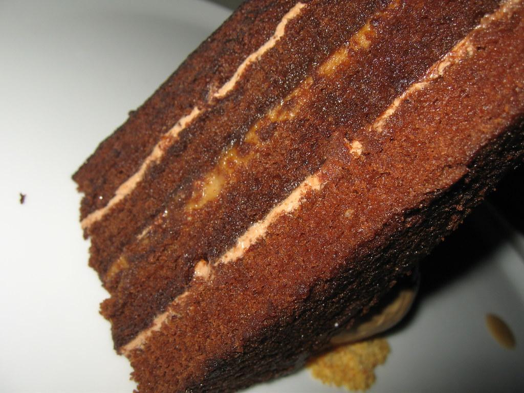 Chocolate Kahlua Cake Devil