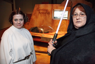 Star Wars: Where Science Meets Imagination exhibition Media Launch | by Museum Victoria