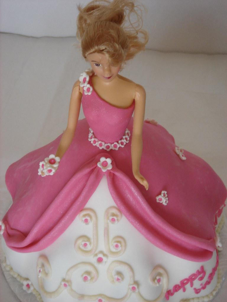 Doll Cake Designs Doll Cake   by Paula Sweet