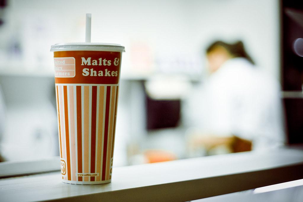 Udf milkshakes