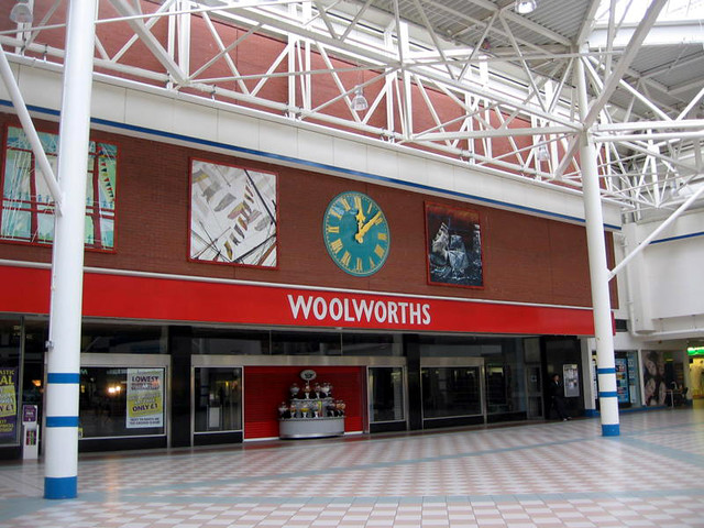 how to get woolworths job