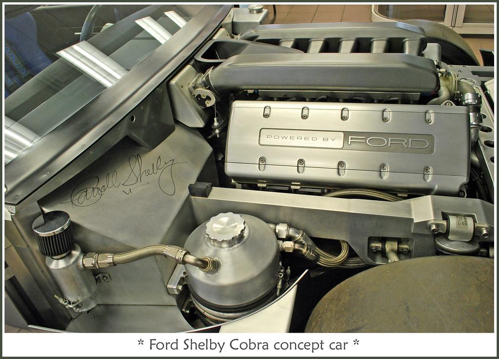 Varsity Ford Ann Arbor >> Ford Shelby Cobra concept car | The May 21, 2011 Jackson Roa… | Flickr