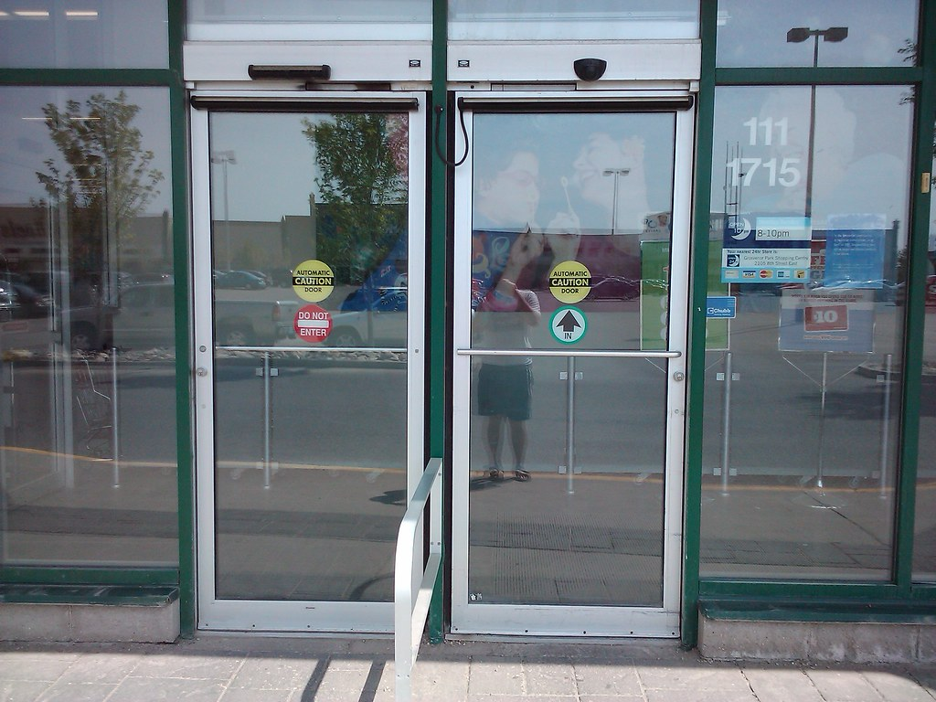 ... Gyro Tech Doors At Shoppers Drug Mart | By Huy Dang