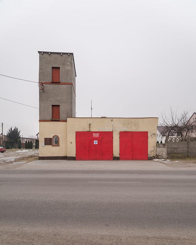 Firestation Sobocisko/Zottwitz - Poland, 13.02.2017