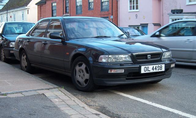 1993 Honda Legend 3 2 Saloon I Do Like Legends Would