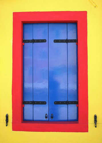 Window, Burano, Venice | by Gaz n Nic