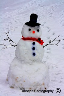 Frosty The Snowman | by TannerWilliamTackett:)