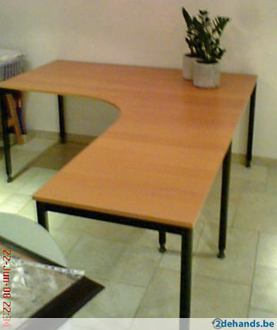 47911490 bureau effektiv ikea 200x160 cm in hoekvorm flickr. Black Bedroom Furniture Sets. Home Design Ideas