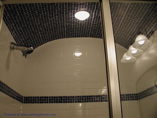 Finished basement custom design an for Build steam shower