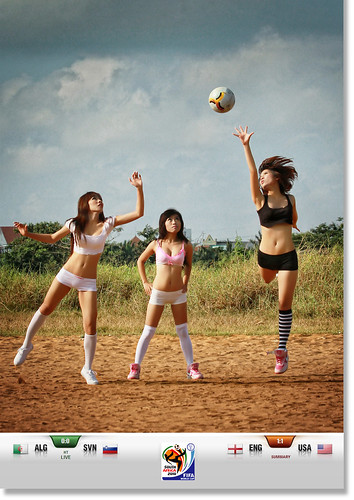 K.O Football - Các em dzợ tui, chưn dzài... - My younger sisters in law | by Toan Huynh