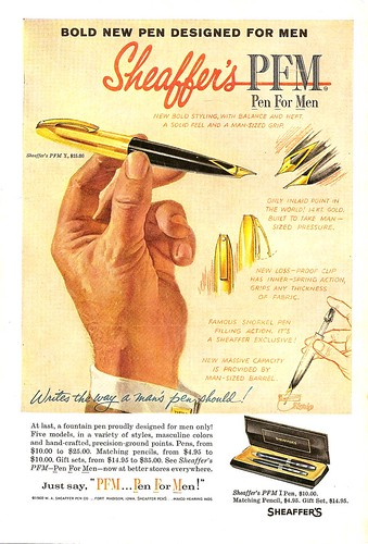Sheaffer Pen For Men | by Mr. Beaverhousen