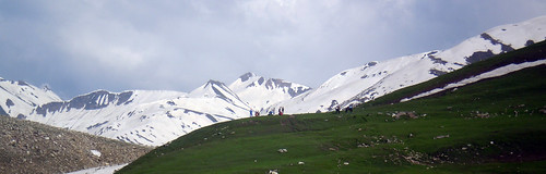 On the Way from Besal to Mullah ki Basti (Naran) | by Mian Aamir