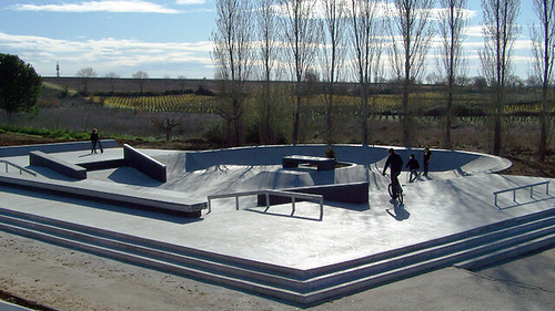 skatepark saint georges d 39 orques flickr. Black Bedroom Furniture Sets. Home Design Ideas