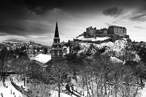 Edinburgh In Ermine | by sparky2000